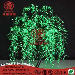 Marcação&RoHS LED Emulação Piscina Changeble Willow Tree