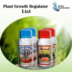 Rei Quenson rótulo personalizado na lista do regulador de crescimento de plantas de produtos