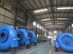 De hydro Hydro-elektrische Turbine van de Turbine van het Water van de Hydraulische Turbine van de Turbine voor de HydroModellen Pelton Francis en Kaplan van de Krachtcentrale