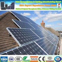 Fournisseur certifié de la Banque mondiale, solution d'alimentation 11V 8W 5200mAh Super Accueil Portable Mini système d'énergie solaire