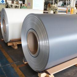 PE/PVDF de met een laag bedekte 3105 Kleur van de Dikte van de Legering van het Aluminium 0.021inch schilderde pre de Rol van de Strook van de Goot van het Aluminium voor Dakgoot