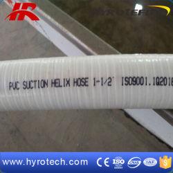 A mangueira de sucção de água de PVC branco PVC Sch 40 SPA mangueira flexível