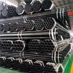 Fabrikant 26 Pijp van het Staal van de Cilinder van de Koolstof van de Rang van de Duim de Zwarte/Gegalvaniseerde Sch40 ASTM A53 A105 A106 B Hydraulische Naadloze