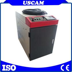 ماكينة لحام ليزر صغيرة تلقائية من الألياف للفولاذ المعدني