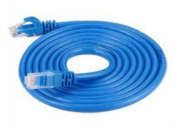 Un câble Cat 5 RJ45 câble extérieur UTP Cat 5e câble LAN CAT5e