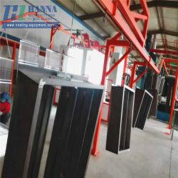 Strumentazione della verniciatura a spruzzo della polvere di alta efficienza per gli accessori automatici delle automobili