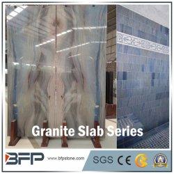 Ciel bleu--dalle de pierre de granit de luxe pour salle de bain Tile