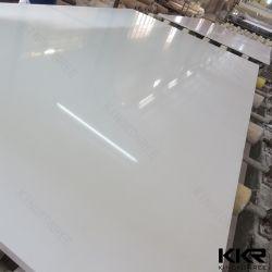 L'ingénieur Pierre Pierre de quartz de marbre artificiel blanc
