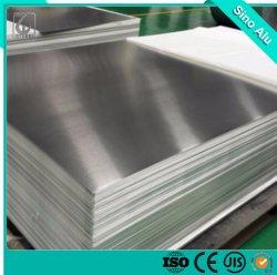 0.2Mm antidérapant en aluminium poli en alliage de feuille de miroir