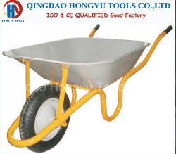 Mercado da África 150kg pintadas de carregamento da bandeja de metal carrinhos de mão
