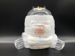Produits pour bébés jetables couches pour bébés Bébé Pull Up Pantalons de marché de formation pour l'Afrique