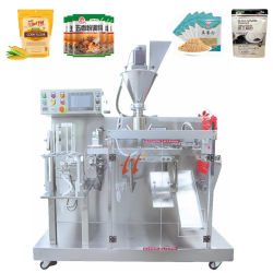 Automatisches Multifunktionsmehl-Verpackmaschine für füllendes Mandel-Puder-Kartoffel-Farin-Ingwer-Puder