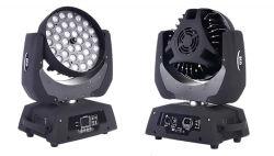 4 in 1 Stadiums-hellem beweglichem Kopf des LED-36PCS Summen-LED für Hochzeit