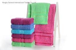 Las hojas de baño de lujo 100% fibra de algodón Toalla