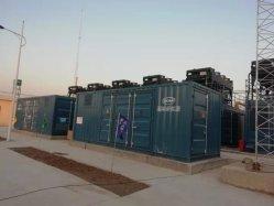 Gruppo elettrogeno a gas per gassificazione a energia rinnovabile da 500 kw alimentato con biomassa