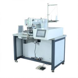 Qualidade elevada de escurecimento pregueamento máquina Máquina de Dobragem de têxteis de máquina de costura