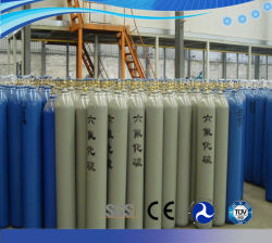 Высокая степень чистоты гексафторид серы SF6