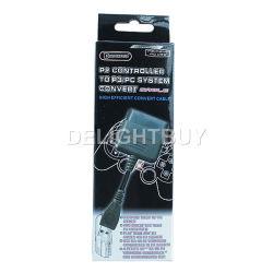 Contrôleur pour PS2 pour le système PS3/PC Convertir le câble (DB-S300610)