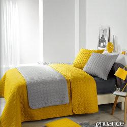Copriletto/trapunta/lussuoso set di trapunte estive a ultrasuoni Comfort con set di cuscini/copriletto/biancheria da letto