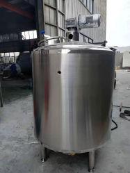 نظام خزان الخلط ذو الطبقات المزدوجة العازل سعة 2000 لتر
