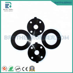 NBR preuve d'huile le joint de la rondelle de joint silicone étanche résistant à la chaleur fabricant joint plat personnalisé de la rondelle en caoutchouc de silicone