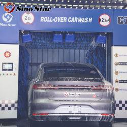 Automatique 5 rondelle de voiture de retournement de la brosse de l'équipement Type de roulement