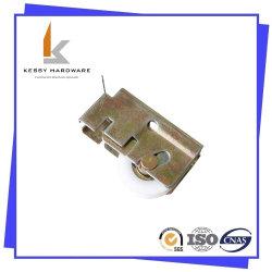 Rolo da Polia de deslizamento com Rodas Duplas para Acessórios de hardware do vidro de porta W02