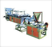 Sac Conituous-Rolled Ribbon-Through Making Machine Rolling continu