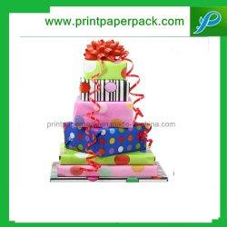 زخارف مخصّصة شريط يعبّئ يفضّلعيد ميلاد المسيح هدية صندوق