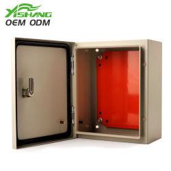 Casella di distribuzione elettrica d'acciaio di controllo di energia di montaggio della lamiera sottile di distribuzione del comitato impermeabile del quadro