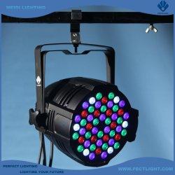공장 가격 RGBW/RGB/W 54X3W LED PAR Can Stage Effect Light