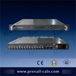 4 в 1 MPEG2/4 кодер с IP-выход (WDE4420)