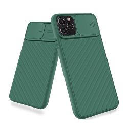 Всеобщей полной противоударная объектив сдвиньте защитную камеры силиконовый TPU мягкий чехол для мобильного телефона iPhone 12 11 PRO Max X Xr Xs дела