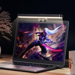 2021년 새로운 스타일의 노트북 모니터 라이트 바 LED 작업을 사용합니다 램프 USB 전원 조절 밝기 스크린 모니터 표시등