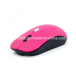 Marca OEM 2.4G Wireless Mouse de computadora de escritorio
