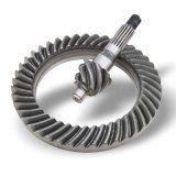 Лучше всего Quanlity гипоидной шестерни Miter спираль комплект колес на 90 градусов поддельных пластиковых металлокерамические из нержавеющей стали со спиральными зубьями Bomag для проверки машины проставку гипоидной передачи