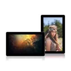 Android de 15,6 pulgadas LCD Digital Signage Publicidad Audio Player.