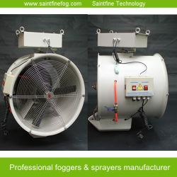 Ventilateur centrifuge de brume, industriel, l'embuage du ventilateur