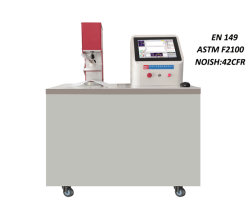 NF S97-166-2014 тестер для фильтрации частиц тестирования маски