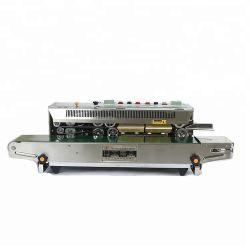 آليّة مستمرّة كيس من البلاستيك فراغ [سلينغ] آلة ([فرم-980])