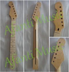 Cuello zurdo de la guitarra del comienzo/cuello de la guitarra del reemplazo (ASTN004)