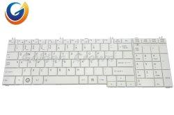 الحاسوب المحمول لوحة مفاتيح لأنّ [توشيبا] [تكلدو] [ب300] تصميم [أوس] [سب] [غر-وهيت]