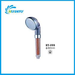 Hy-099 Water-Saving Filtro de ducha de mano de la Turmalina saludable