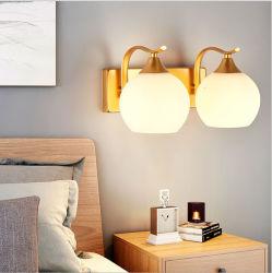 형식 고품질 장식적인 침실을 읽는 호텔 침대 곁을%s 현대 실내 벽 LED 빛