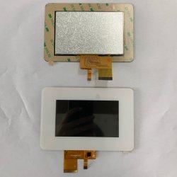 4.3인치 480X272 저항성 TFT LCD 터치 스크린