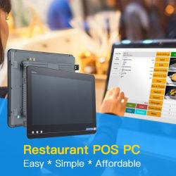 PC industriale con pannello a sfioramento Kiosk POS PC All in One Capacitivo impermeabile resistente all'acqua