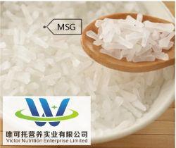 المواد الغذائية المضافة الغلوتين أحادي الصوديوم المكيفات الغلوتين