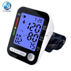 Tipo impulso della manopola di frequenza cardiaca del video del tester del video di pressione sanguigna di Digitahi