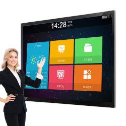 65 IPX 7 van de Monitor van het Scherm van de Aanraking van de duim LCD van het Systeem van de Computer van de Kaart van Ritmo van de Monitor van de Aanraking Dubbele Vertoningen
