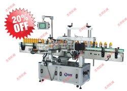 Étiqueteuse pour bouteilles rondes machine à étiqueter automatiquement équipement autocollant étiquette emballage Machine d'emballage machine ce pour bouteille en verre plastique